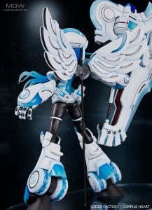 Megadimension Neptunia VII Next White by VERTEX 6