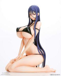 Misa nee Black bikini ver. by Q six from Mahou Shoujo by RAITA 1