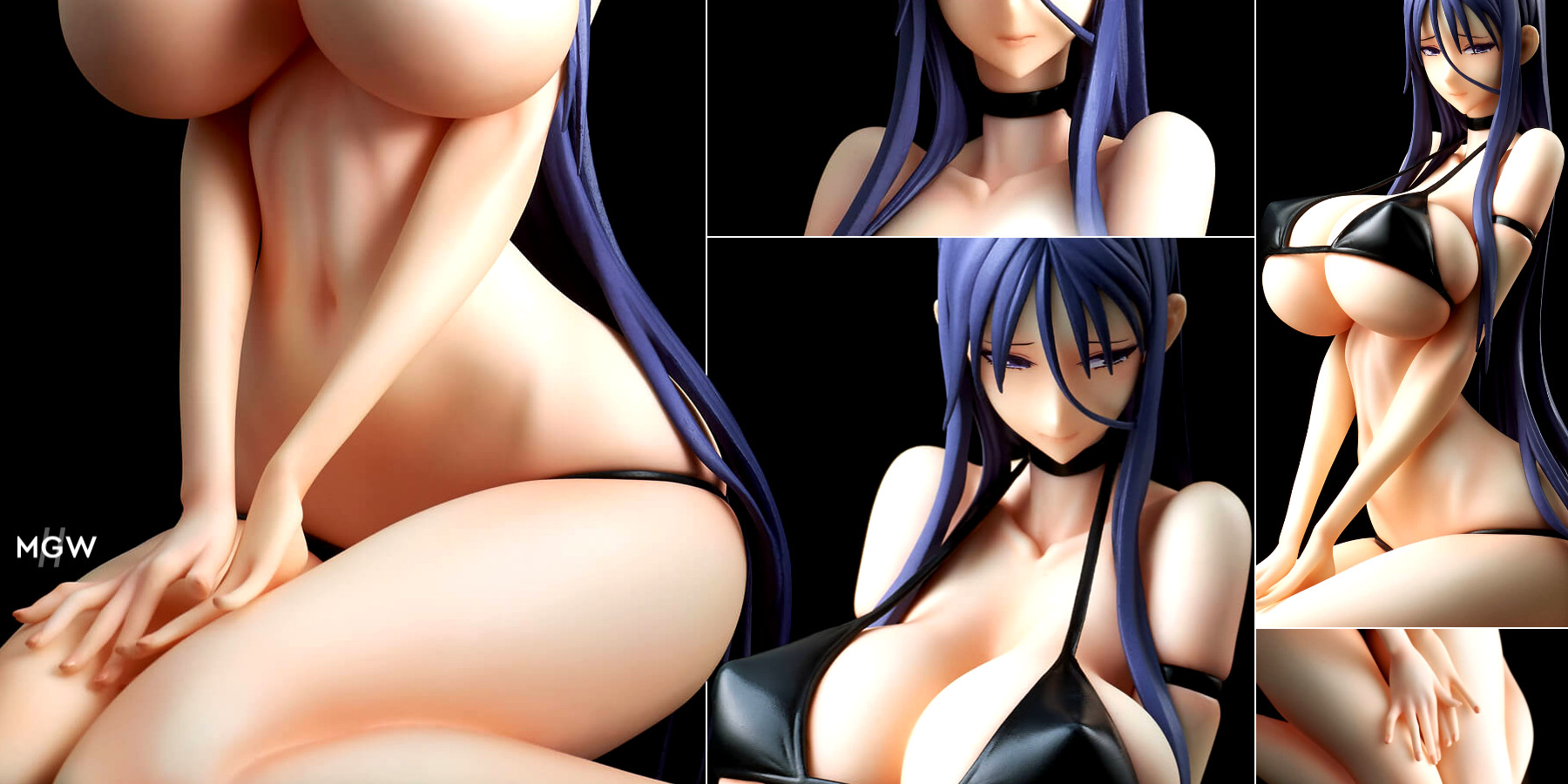 Misa nee Black bikini ver. by Q six from Mahou Shoujo by RAITA MGW Anime Figure Pre order Guide