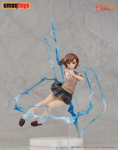Misaka Mikoto by Emontoys from A Certain Scientific Railgun 1