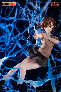Misaka Mikoto by Emontoys from A Certain Scientific Railgun 13