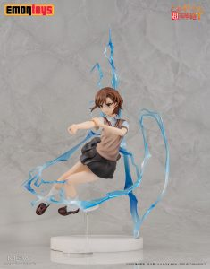 Misaka Mikoto by Emontoys from A Certain Scientific Railgun 2