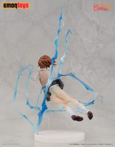 Misaka Mikoto by Emontoys from A Certain Scientific Railgun 5