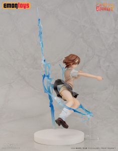 Misaka Mikoto by Emontoys from A Certain Scientific Railgun 6