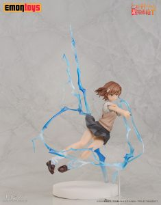 Misaka Mikoto by Emontoys from A Certain Scientific Railgun 7