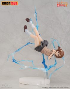 Misaka Mikoto by Emontoys from A Certain Scientific Railgun 8