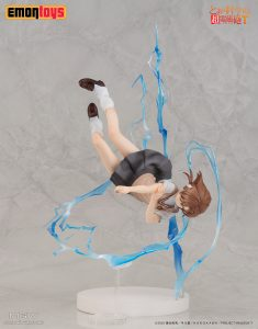 Misaka Mikoto by Emontoys from A Certain Scientific Railgun 9