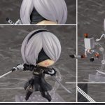Nendoroid YoRHa No.2 Type B 2B by SQUARE ENIX from NieR Automata MGW Anime Figure Pre Order Guide 2
