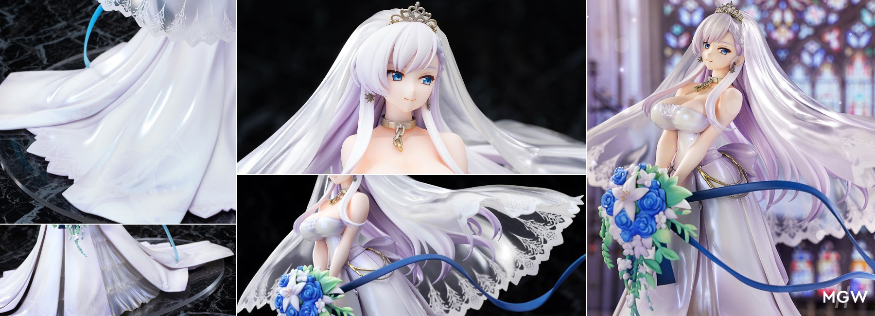 Azur Lane Belfast The Pledge of Claddagh ver. by HobbyMax Japan