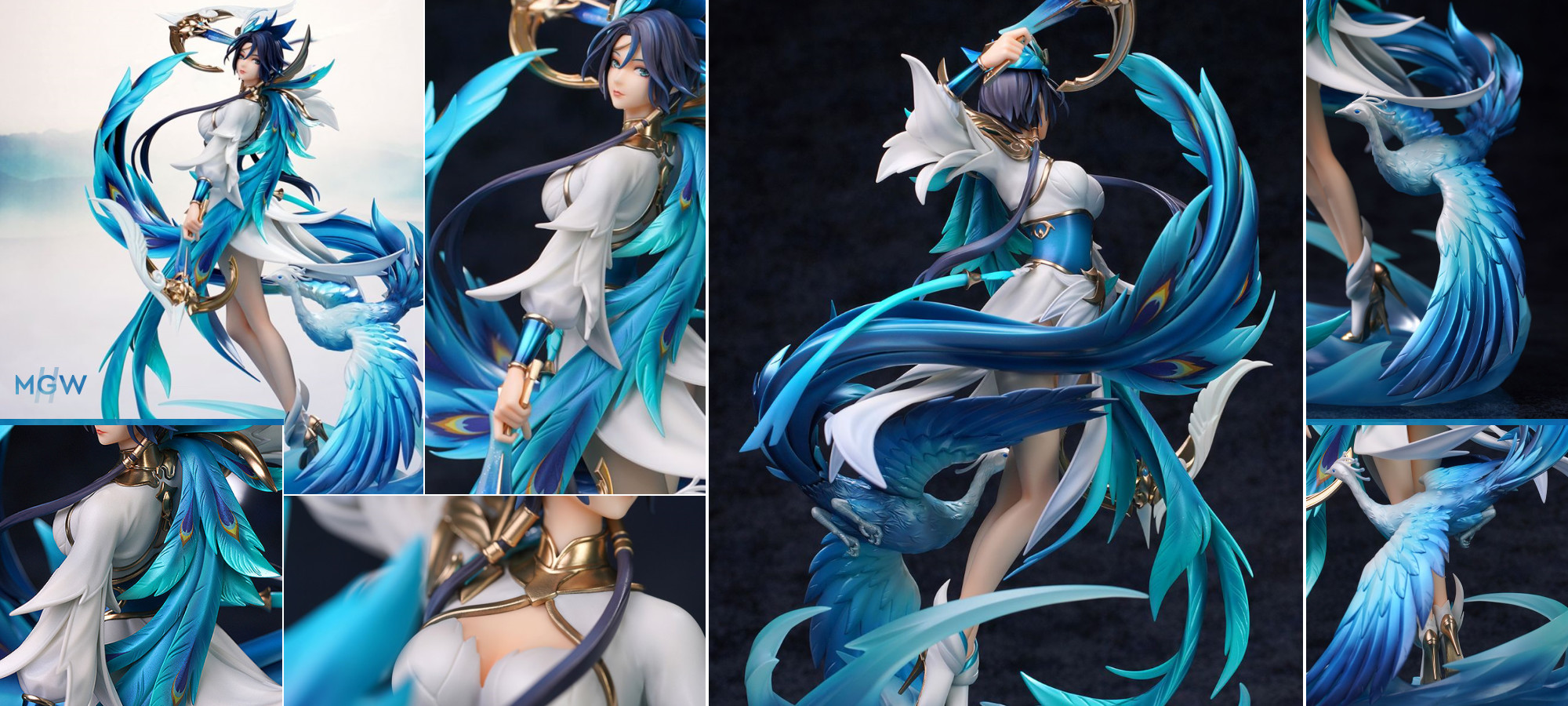 Consort Yu Yun Ni Que Ling Ver. by Myethos from Honor of Kings MyGrailWatch Anime Figure Guide
