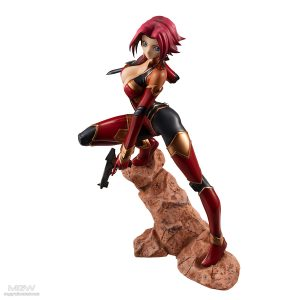 G.E.M. Series Kouzuki Kallen Pilot Suit Ver. by MegaHouse from Code Geass 4