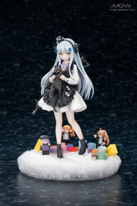 HK416 Gift from the Black Cat Ver. by HobbyMax from Girls Frontline 1 MyGrailWatch Anime Figure Guide