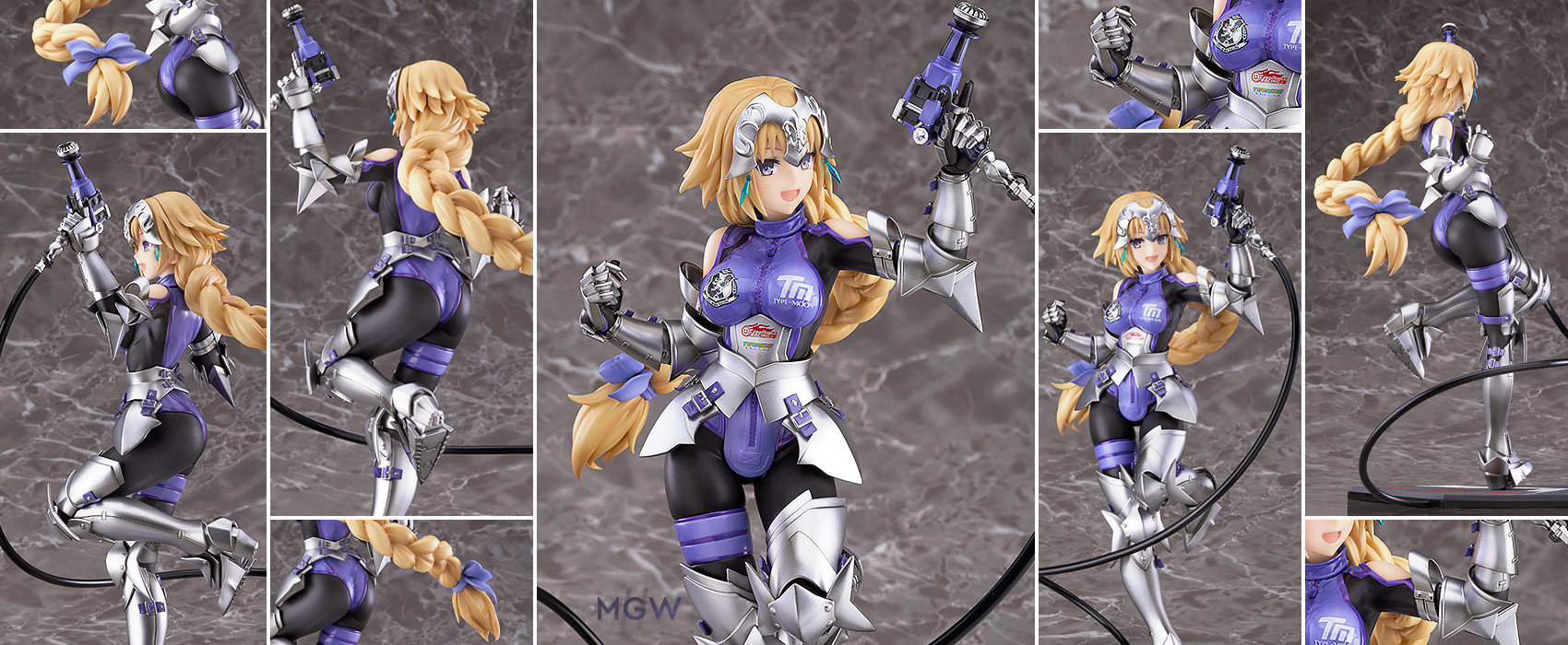 Jeanne dArc Racing Ver. by GOODSMILE RACING TYPE MOON RACING MGW Anime Figure Pre order Guide