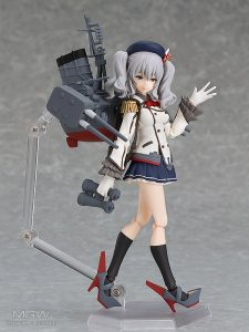 Max Factory figma Kashima from Kantai Collection KanColle 2