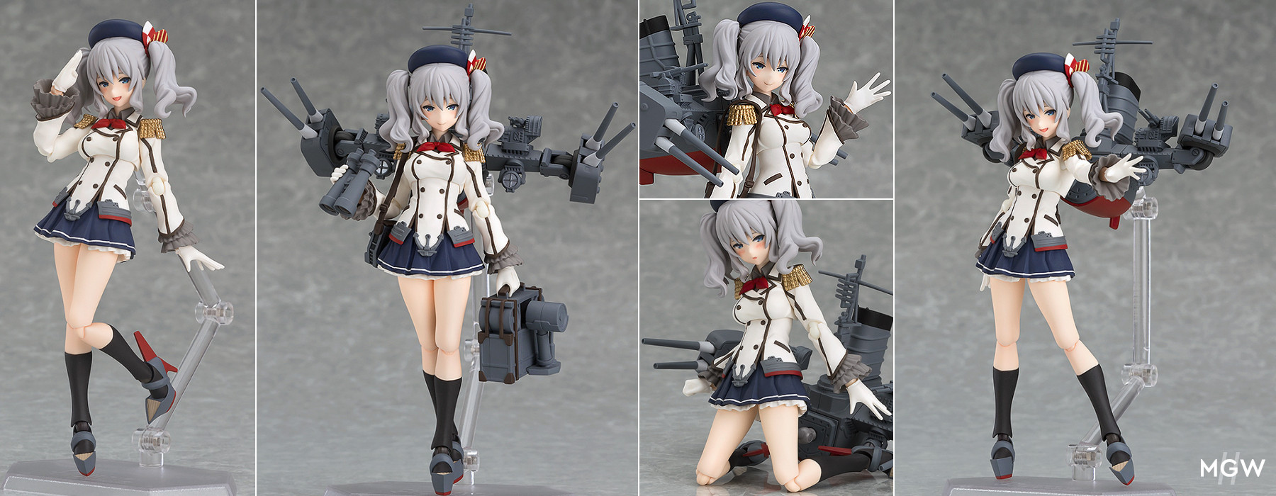 Max Factory figma Kashima from Kantai Collection KanColle