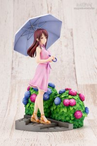 Mifune Miyu off stage by Kotobukiya from THE iDOLM@STER Cinderella Girls 10 MyGrailWatch Anime Figure Guide