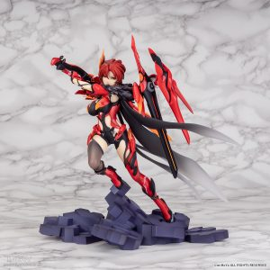 Murata Himeko Vermilion Knight Eclipse Ver. by APEX x miHoYo from Houkai 3rd Honkai 3rd 1 MyGrailWatch Anime Figure Guide 1