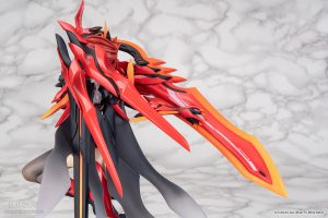 Murata Himeko Vermilion Knight Eclipse Ver. by APEX x miHoYo from Houkai 3rd Honkai 3rd 10 MyGrailWatch Anime Figure Guide