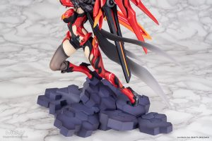 Murata Himeko Vermilion Knight Eclipse Ver. by APEX x miHoYo from Houkai 3rd Honkai 3rd 14 MyGrailWatch Anime Figure Guide