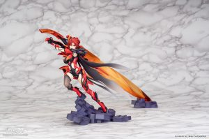 Murata Himeko Vermilion Knight Eclipse Ver. by APEX x miHoYo from Houkai 3rd Honkai 3rd 15 MyGrailWatch Anime Figure Guide