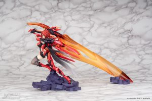 Murata Himeko Vermilion Knight Eclipse Ver. by APEX x miHoYo from Houkai 3rd Honkai 3rd 16 MyGrailWatch Anime Figure Guide