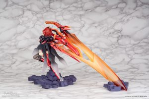 Murata Himeko Vermilion Knight Eclipse Ver. by APEX x miHoYo from Houkai 3rd Honkai 3rd 17 MyGrailWatch Anime Figure Guide
