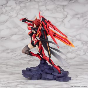 Murata Himeko Vermilion Knight Eclipse Ver. by APEX x miHoYo from Houkai 3rd Honkai 3rd 2 MyGrailWatch Anime Figure Guide