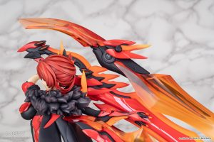 Murata Himeko Vermilion Knight Eclipse Ver. by APEX x miHoYo from Houkai 3rd Honkai 3rd 22 MyGrailWatch Anime Figure Guide
