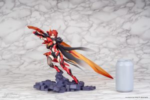 Murata Himeko Vermilion Knight Eclipse Ver. by APEX x miHoYo from Houkai 3rd Honkai 3rd 24 MyGrailWatch Anime Figure Guide