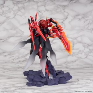 Murata Himeko Vermilion Knight Eclipse Ver. by APEX x miHoYo from Houkai 3rd Honkai 3rd 3 MyGrailWatch Anime Figure Guide