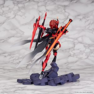 Murata Himeko Vermilion Knight Eclipse Ver. by APEX x miHoYo from Houkai 3rd Honkai 3rd 4 MyGrailWatch Anime Figure Guide