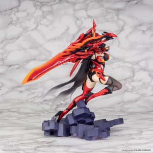 Murata Himeko Vermilion Knight Eclipse Ver. by APEX x miHoYo from Houkai 3rd Honkai 3rd 5 MyGrailWatch Anime Figure Guide
