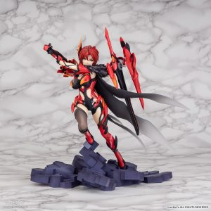 Murata Himeko Vermilion Knight Eclipse Ver. by APEX x miHoYo from Houkai 3rd Honkai 3rd 6 MyGrailWatch Anime Figure Guide