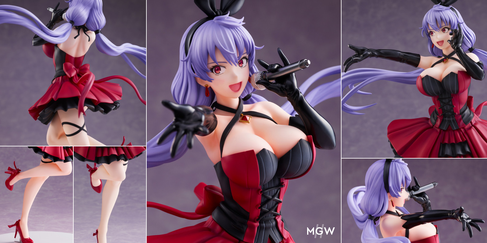 Nanase Karin by Union Creative from InSpectre MyGrailWatch Anime Figure Guide