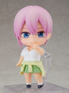 Nendoroid Ichika Nakano by Good Smile Company from The Quintessential Quintuplets 1 MyGrailWatch Anime Figure Guide