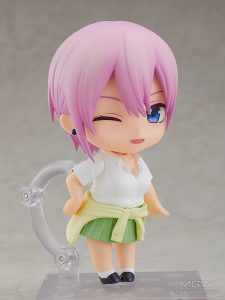 Nendoroid Ichika Nakano by Good Smile Company from The Quintessential Quintuplets 2 MyGrailWatch Anime Figure Guide
