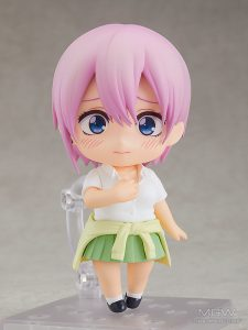 Nendoroid Ichika Nakano by Good Smile Company from The Quintessential Quintuplets 4 MyGrailWatch Anime Figure Guide