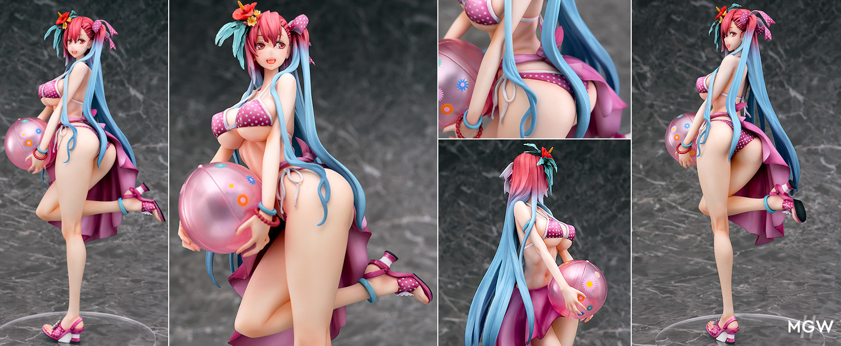 Riela Marcellis by Phat from Valkyria Chronicles DUEL MyGrailWatch Anime Figure Guide