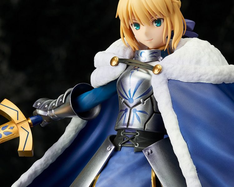 Saber Altria Pendragon DX Ver by STRONGER from Fate Grand Order 4 MyGrailWatch Anime Figure Guide