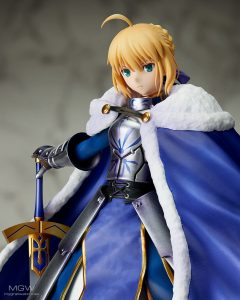 Saber Altria Pendragon DX Ver by STRONGER from Fate Grand Order 9 MyGrailWatch Anime Figure Guide