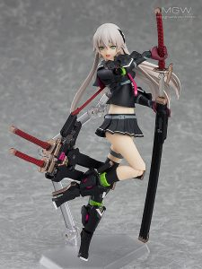 figma Ichi by Max Factory from Heavily Armed High School Girls 2 MyGrailWatch Anime Figure Guide