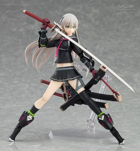 figma Ichi by Max Factory from Heavily Armed High School Girls 3 MyGrailWatch Anime Figure Guide
