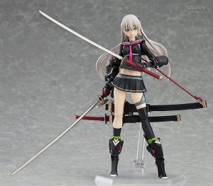 figma Ichi by Max Factory from Heavily Armed High School Girls 6 MyGrailWatch Anime Figure Guide