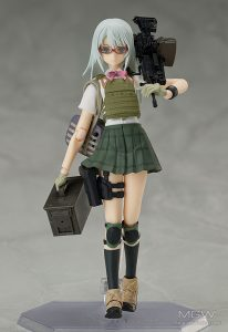figma Nishibe Ai by TOMYTEC from Little Armory with illustration by Fuyuno Haruaki 1 MyGrailWatch Anime Figure Guide