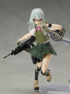 figma Nishibe Ai by TOMYTEC from Little Armory with illustration by Fuyuno Haruaki 7 MyGrailWatch Anime Figure Guide