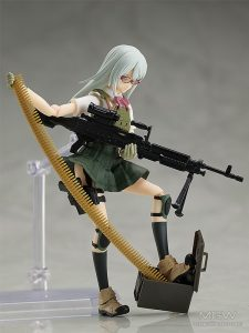 figma Nishibe Ai by TOMYTEC from Little Armory with illustration by Fuyuno Haruaki 8 MyGrailWatch Anime Figure Guide