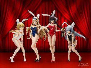 B style Shinonono Houki Bare Leg Bunny Ver. by FREEing from Infinite Stratos 6 MyGrailWatch Anime Figure Guide