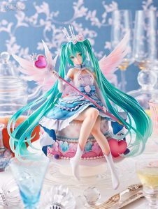 Hatsune Miku Birthday 2020 Sweet Angel Ver. by spiritale 1