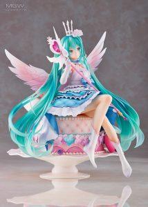 Hatsune Miku Birthday 2020 Sweet Angel Ver. by spiritale 13