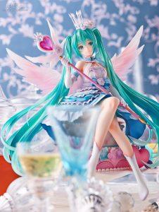 Hatsune Miku Birthday 2020 Sweet Angel Ver. by spiritale 2